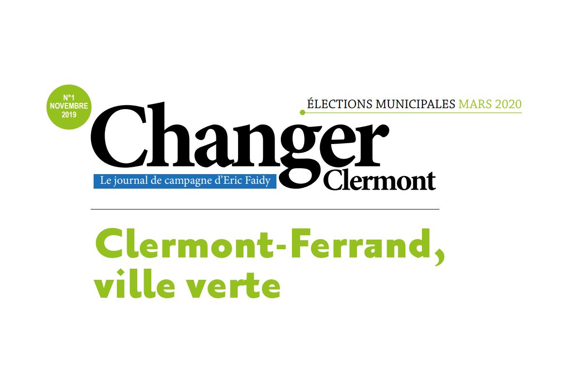 Clermont-Ferrand, ville verte