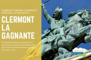 Clermont la gagnante